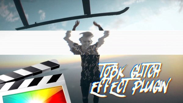 Photo of That One Blond Kid Glitch Effect for Final Cut Pro X