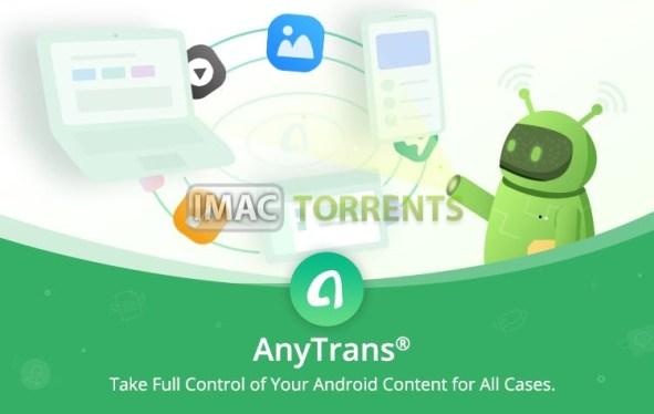 AnyTrans 8.8.1 Crack Latest Keygen 2021 MAC License Code