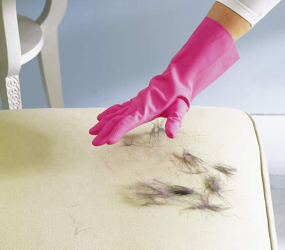 rubber-glove-to-remove-pet-hair