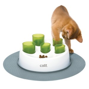cat dispenser toy