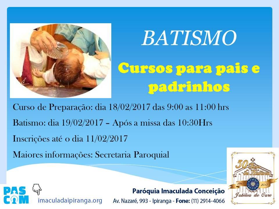 batismo2017