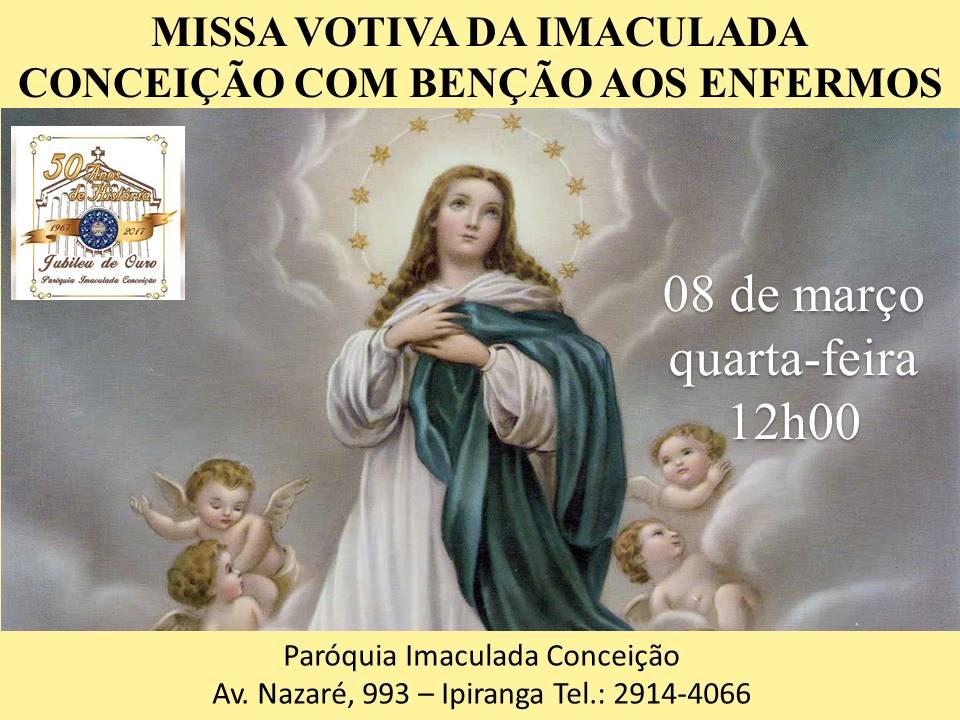 Missa Votiva Imac Conc