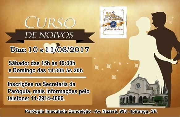CURSO-NOIVOS 06 2017