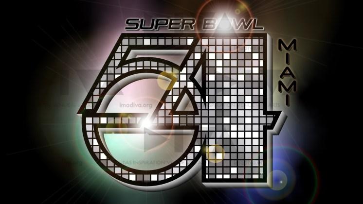 alternate 2020 Super Bowl 54 Miami logo design: Studio 54