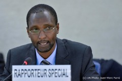 UNSR on Racism-Mutuma Ruteere_UN Photo-Jean-Marc Ferré