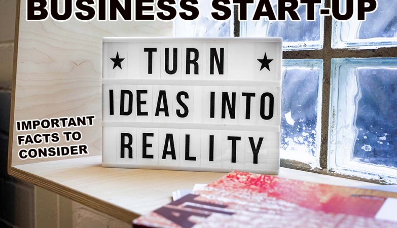 IMPORTANT FACTS TO CONSIDER STARTING UP A BUSINESS image by mika-baumeister
