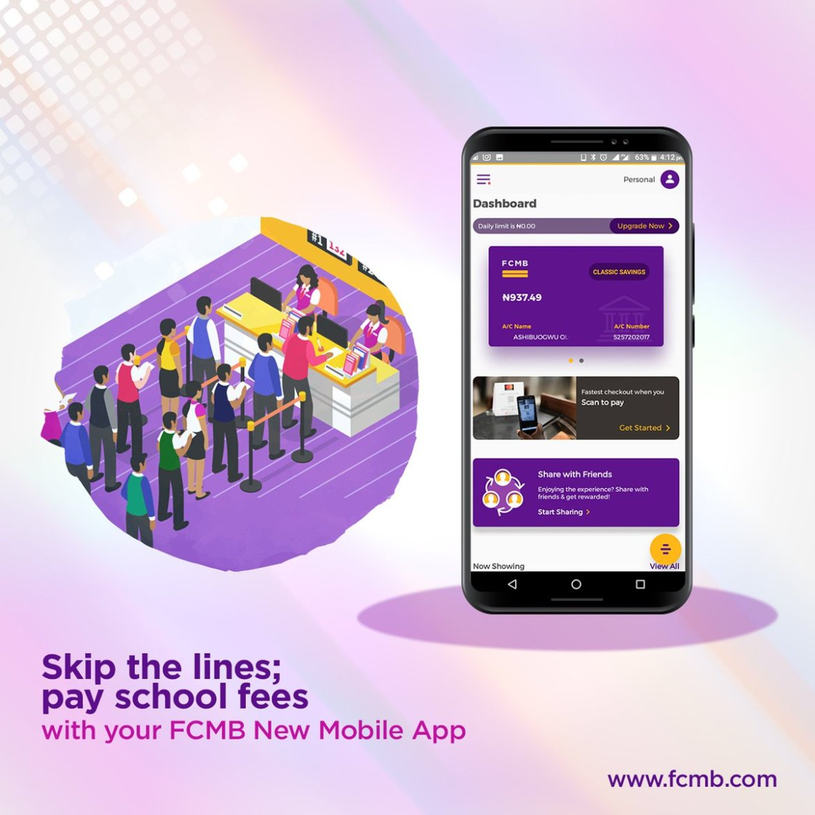 How To Download First City Monument Bank (FCMB) Mobile App
