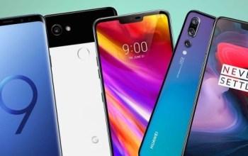 Top 5 Best Smartphones for 2020