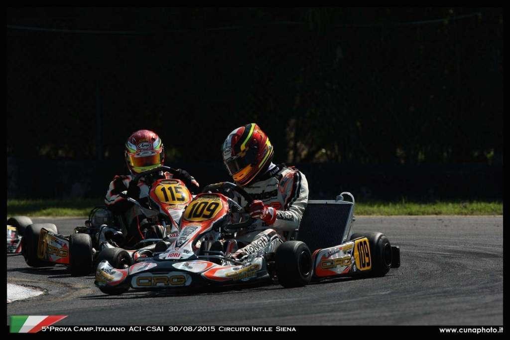imaf reasing seats karting