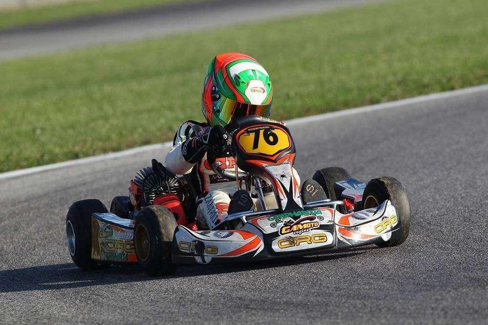 team Gamoto seats for go kart