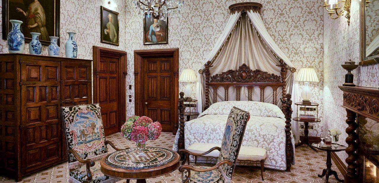 Suite victoriana del castillo