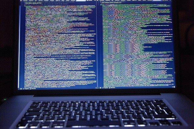 Hacker en acción
