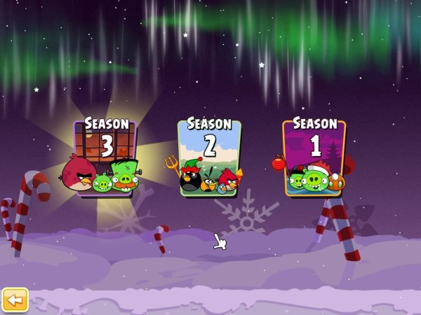 Angry Birds Seasons 410 Download for PC Free