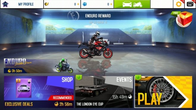 asphalt 8: airborne 4.6.0j - download for android apk free