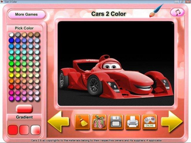 Cars 28 Color 28.28 - Télécharger pour PC Gratuitement