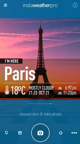 InstaWeather 3.12.1 - Download for Android APK Free