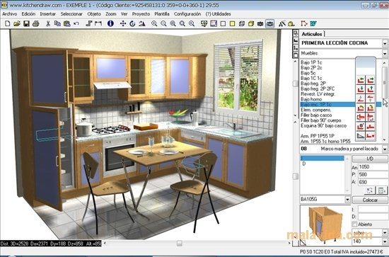Kitchen Design Software Android