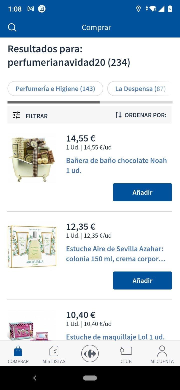Descargar Mi Carrefour 274 Android Gratis En Espaol