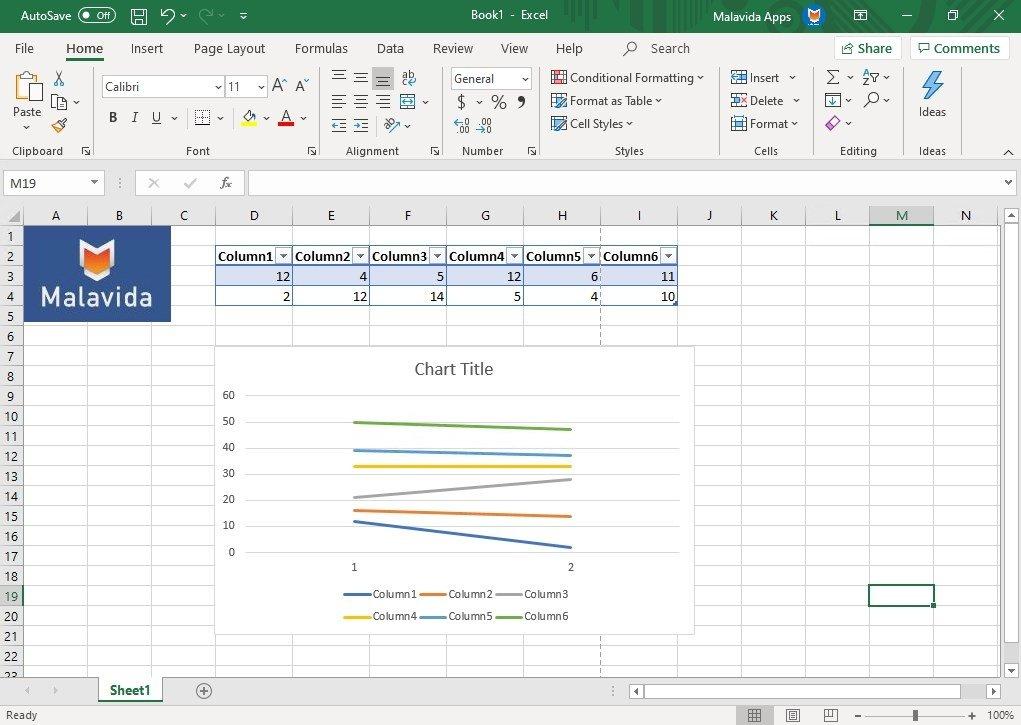 Descargar Microsoft Excel 16 0