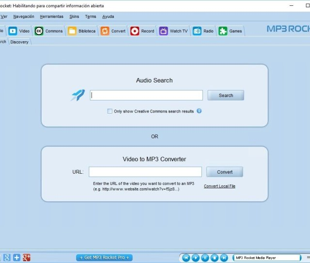 mp3 rocket free download for windows 7 32 bit