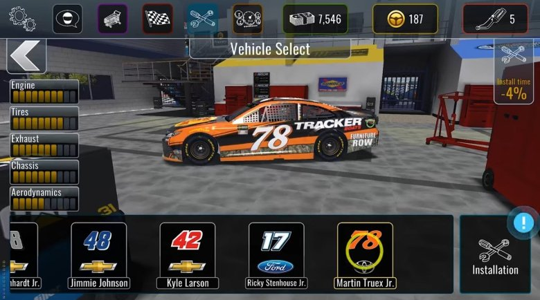 Descargar NASCAR Heat Mobile 1.3.5 Android - Gratis