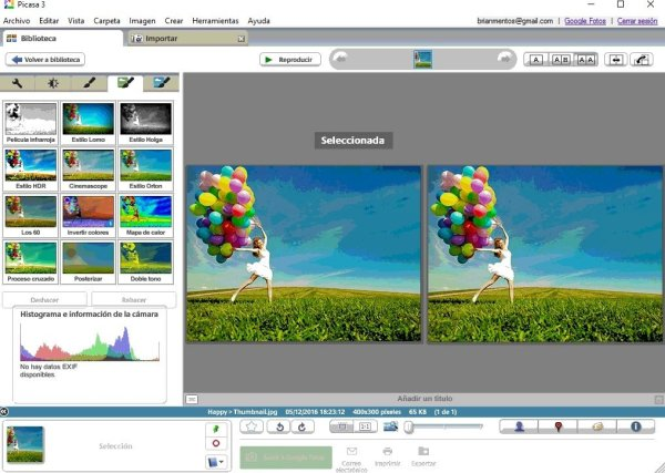 Picasa 3.9.141 Build 259 - Download for PC Free