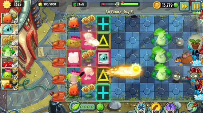 plants vs. zombies 2 7.7.2 - download für android apk kostenlos