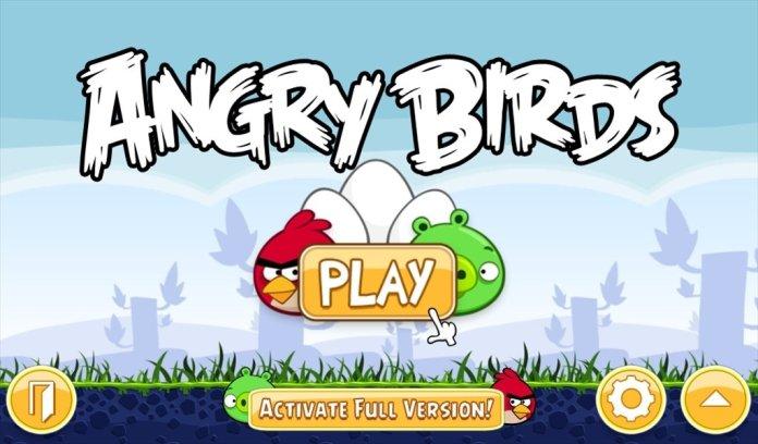 ডাউনলোড করুন মজার জনপ্রিয় 2012 গেমস Angry Birds 2.0.2-PC Game-for FREE