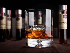 The Top Shelf Liquor Tasting Pack from Flaviar