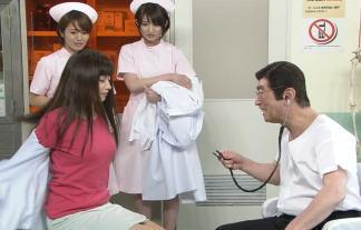 【放送事故】平愛梨が志村けんにおっぱい公開身体検査され脱がされているwwwww 画像13枚