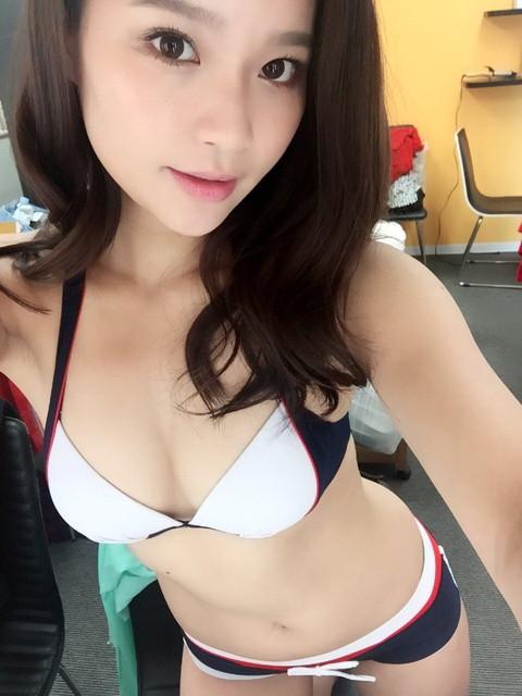和製ミランダ・カー 椿原愛 画像09