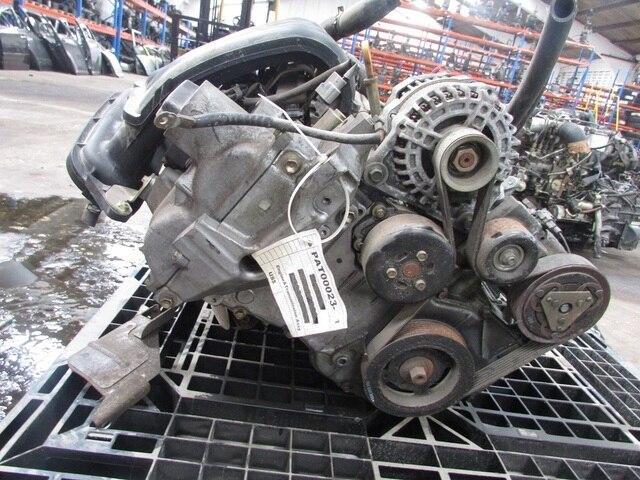 Engine Hr15 Nissan Tiida Dba C11