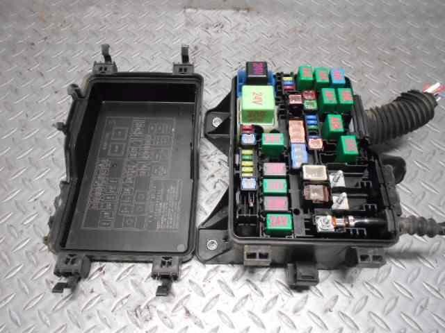 Used Fuse Box Hino Dutro