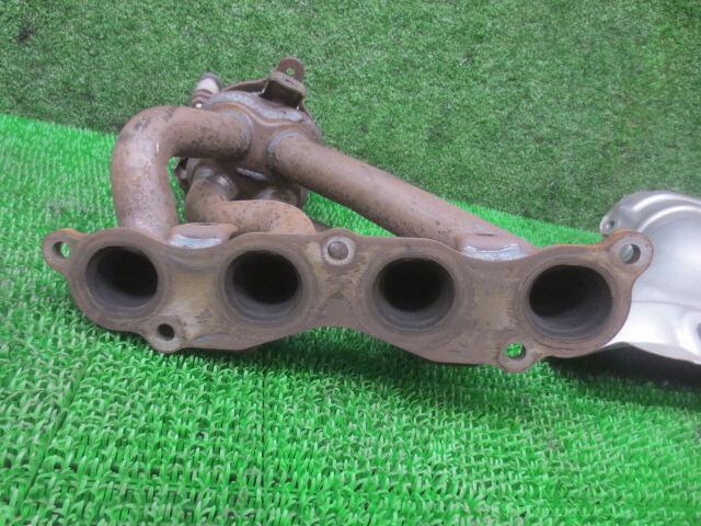 used exhaust manifold honda civic 2010 aba fn2 18100prba01