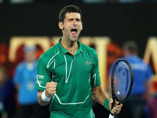 "Tennis ""Triggers My Emotions"" Says Novak Djokovic ..."