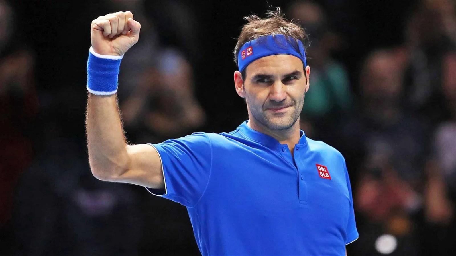 Roger Federer agradece a Uniqlo por la ayuda
