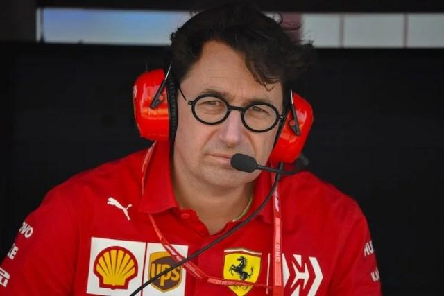 Mattia Binotto Paints a Grim Picture Considering Ferrari's ...