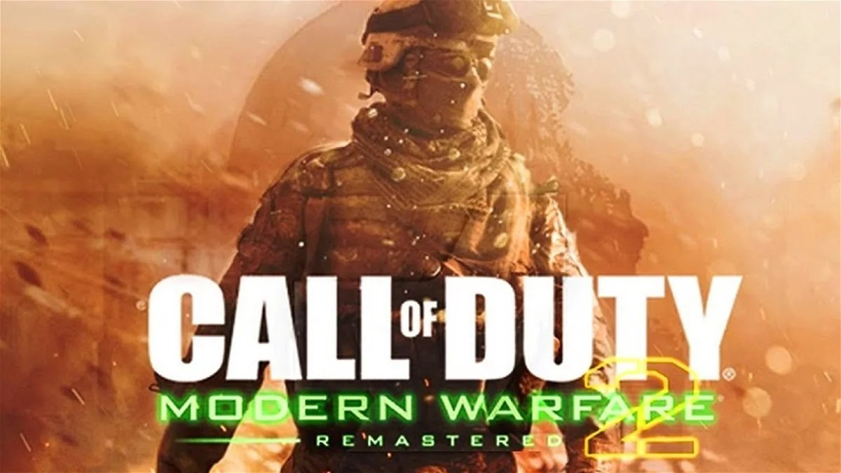 Call of Duty: Revealed Files Hint a Remastered Version of Modern ...