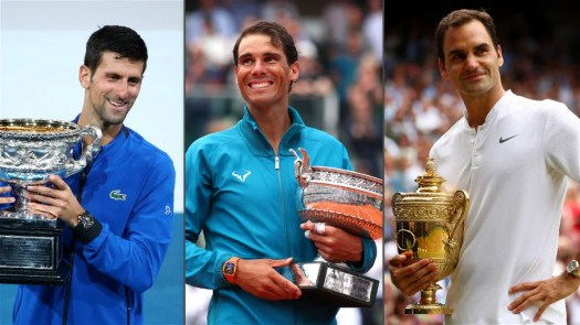 Federer, Nadal, and Djokovic Should Be Replaced in Their ...