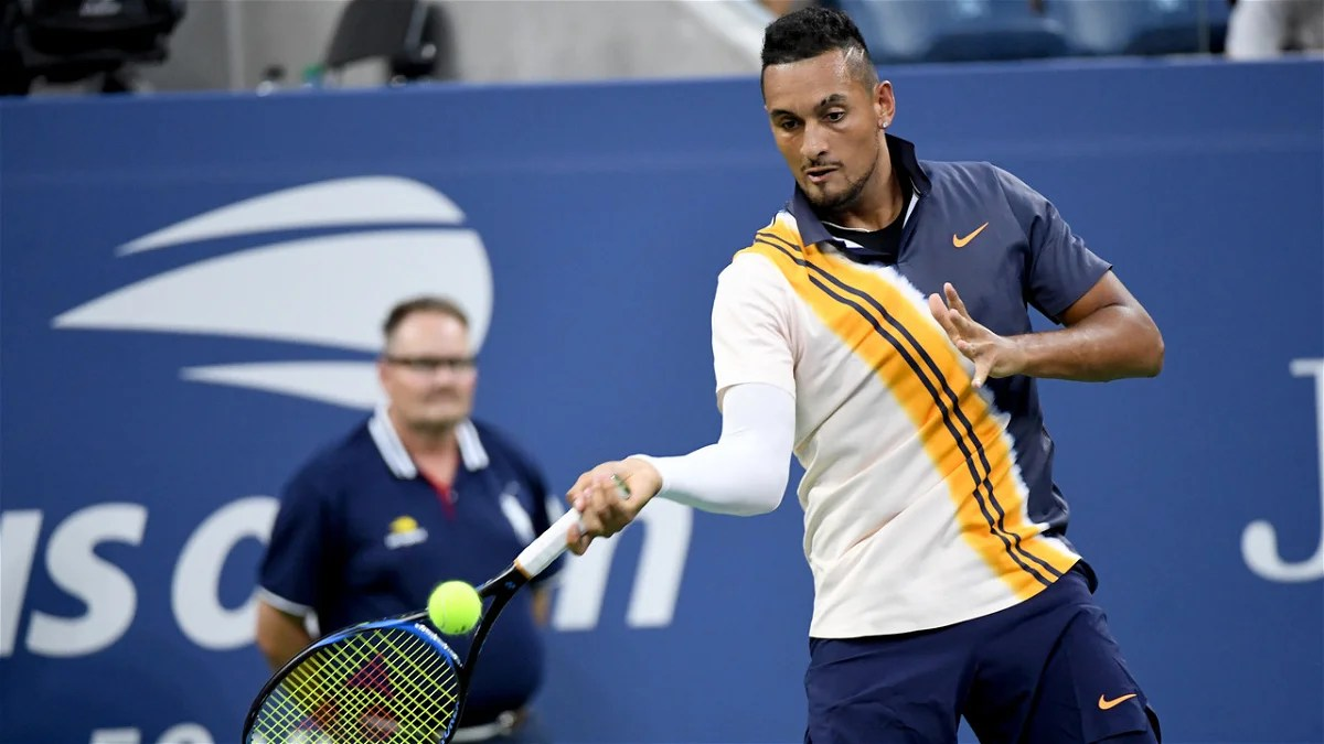 """Photo of """"I'll Get My Hazmat Suit Ready"""" – Nick Kyrgios Takes Another Dig at US Open"""