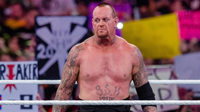 "It's Such a Huge Disconnect For Me""- The Undertaker Takes a Dig at ..."