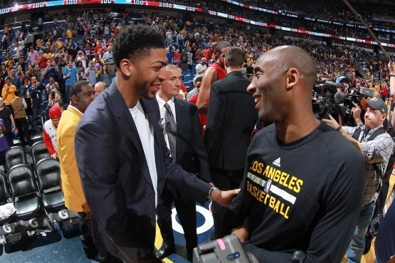 Anthony Davis Earns a Place Alongside NBA Legend Kobe Bryant in Lakers  History Books With a Win Over Utah Jazz - EssentiallySports