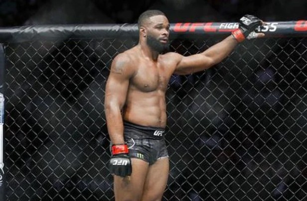 "I'm Not Retiring, I'm Not Giving Up""- Tyron Woodley - EssentiallySports"