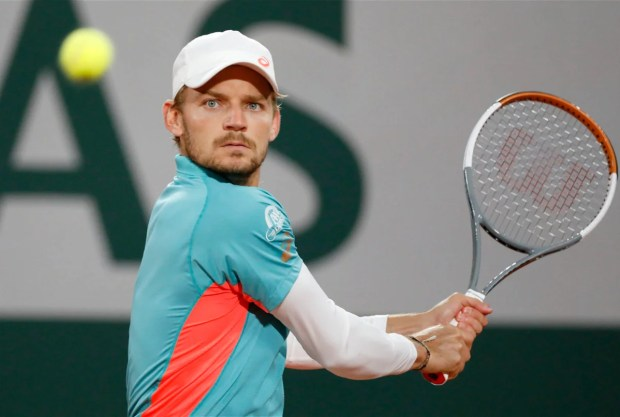 "Still Breathing Heavily"": David Goffin Reveals Struggles With Effects of  Coronavirus - EssentiallySports"
