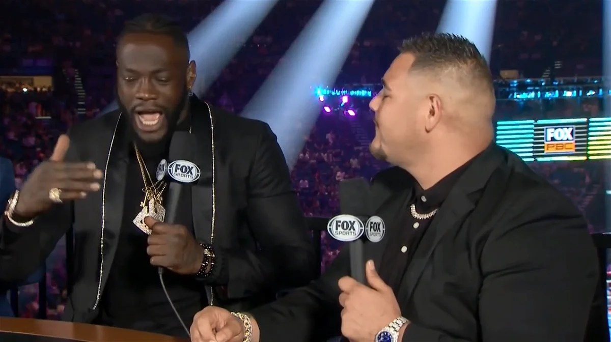 Tyson fury defeated deontay wilder by an empathic knockout to reclaim his championship belts and spot as the greatest heavyweight on the. Why Deontay Wilder vs Andy Ruiz Jr. is the Fight to Make