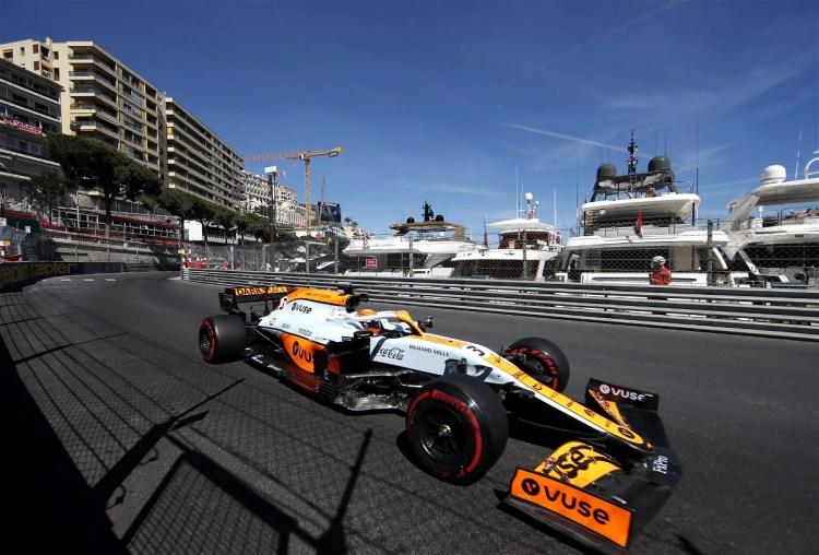 Daniel Ricciardo - Monaco