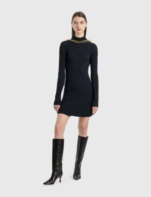 Dion Lee Lustrate Chain Mini Dress