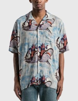 Rhude Hawaiian Shirt