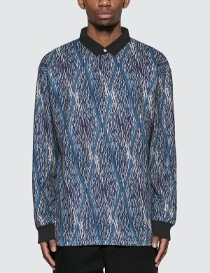 Real Bad Man Oversized Soccer Rugby Polo