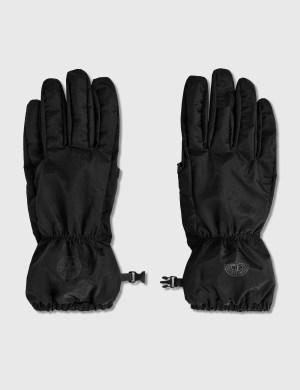 Stone Island Nylon Metal Gloves